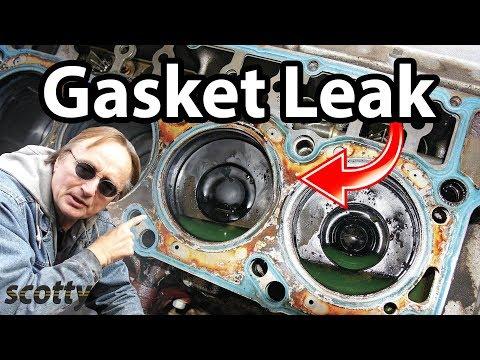 Fixing Tough Head Gasket Leaks