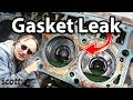 How to Fix a Head Gasket Leak in Your Car - DIY with Scotty Kilmer