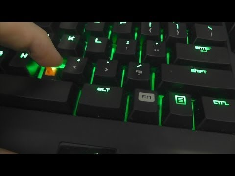 Product Review – Razer BlackWidow Ultimate Stealth 2014 Edition (ORANGE SWITCHES)
