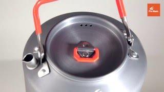 Чайник с теплообменником Fire-Maple Feast XT2