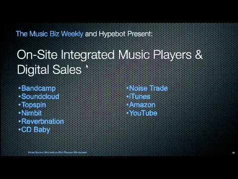 Direct to Fan Music Marketing – Music Players