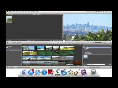 how to eliminate zoom in imovie