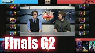 MSF vs EURONICS, game 2