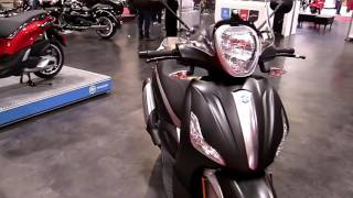 5. 2017 Piaggio BV350 Special Premium Rare Features Edition First Impression Walkaround HD