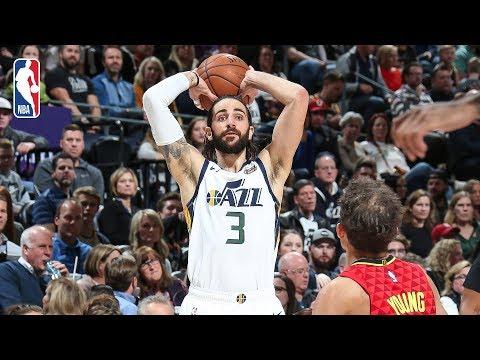 Video: Full Game Recap: Hawks vs Jazz | Gobert & Rubio Propel UTA