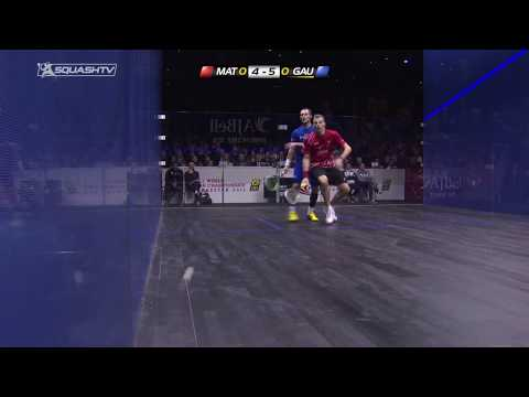 Squash tips: Find The Optimal Hitting Zone