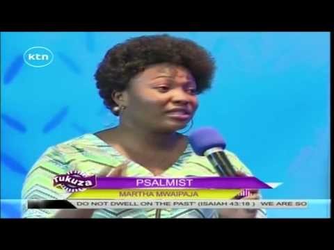 Tukuza: The Psalmist with Martha Mwaipaja 28th August 2016