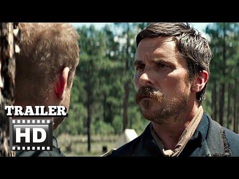 Hostiles Trailer #1 (2017) Christian Bale, Action Movie HD