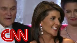 Video Nikki Haley jokes about Trump, Elizabeth Warren MP3, 3GP, MP4, WEBM, AVI, FLV Oktober 2018