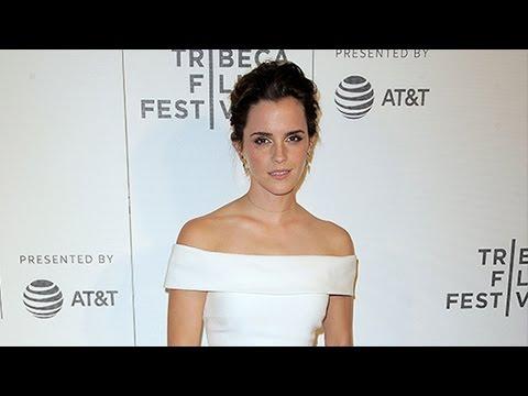Emma Watson & THIS Harry Potter Star Reunite At Film Premiere (видео)