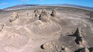 Ridgecrest (CA) United States  city photos gallery : Trona Pinnacles, near Ridgecrest, California, USA