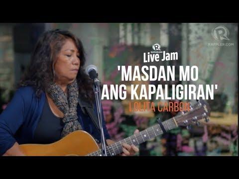 Video 'Masdan Mo Ang Kapaligiran' – Lolita Carbon download in MP3, 3GP, MP4, WEBM, AVI, FLV January 2017