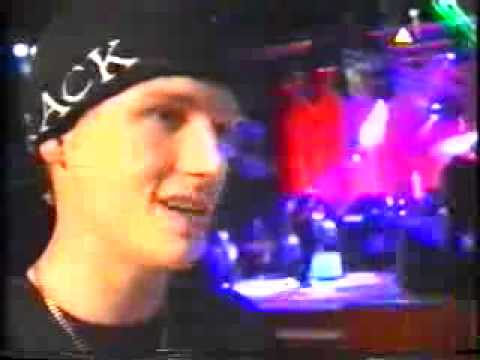 Backstreet boys-1998~A Night Out - Behind The Scenes rehearsal