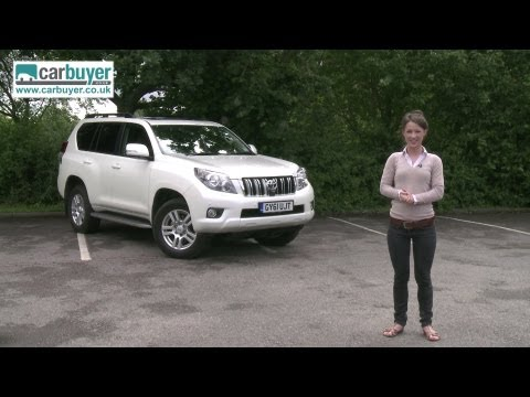landcruiser - Full review: http://www.carbuyer.co.uk/reviews/toyota/landcruiser/sports-utility-vehicle/review Mighty off road ability and total mechanical dependability ma...