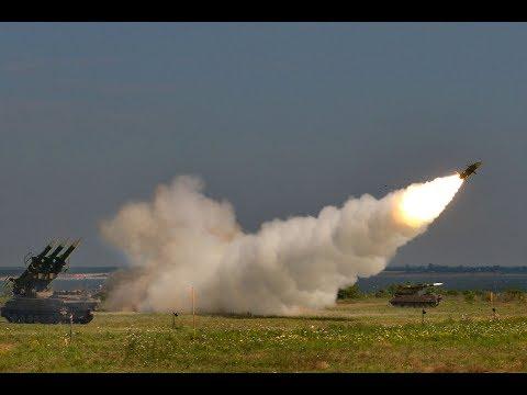 Šabla 2019, gađanje ciljeva raketnim sistemima PVO NEVA i KUB