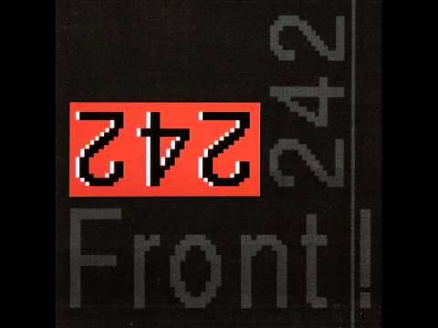 """FRONT 242 - """"Welcome To Paradise V1.0"""""""