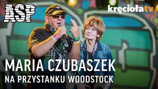 Video Maria Czubaszek - rozmowa w ASP #Woodstock2014 MP3, 3GP, MP4, WEBM, AVI, FLV November 2018