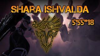 Monster Hunter World: Iceborne - Shara Ishvalda アン・イシュワルダ (地啼龍) | 5:55 | 4P HBG HH GS