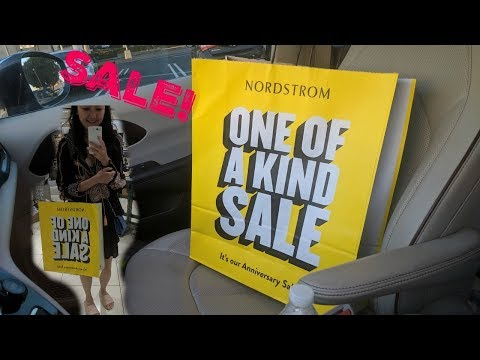 MelodyBlur-逛逛Nordstrom年度大减价2018 Anniversary Sale Haul