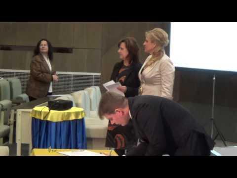 8.12. 2014: Humenskí poslanci zložili sľuby