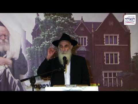 הרב שניאור פרידמן: אסור לתמוך בנתניהו