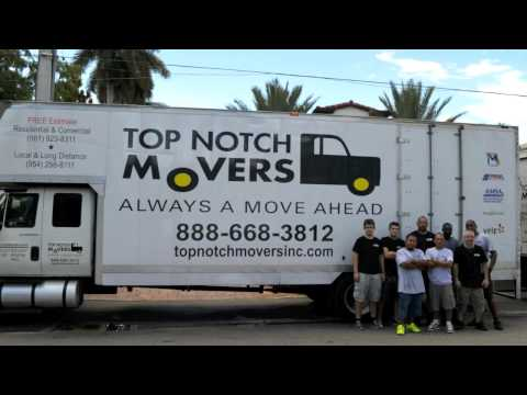 Best Local Moving Company in Fort Lauderdale and South Florida