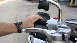 4. 2008 Suzuki Boulevard C90T Tourer:  SOLD