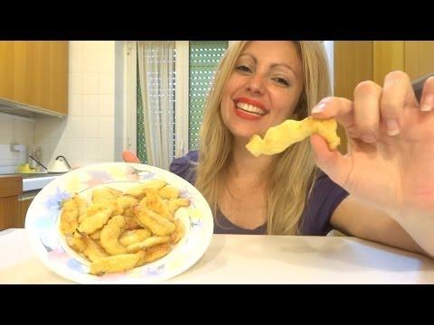 ricetta - croccantini al formaggio!
