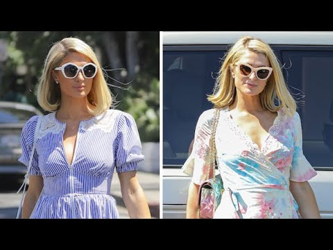 Paris Hilton And Carter Reum Are Inseparable On 4th Of July Weekend