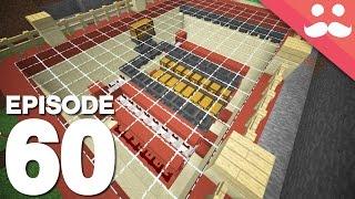 Hermitcraft 4: Episode 60 - INSANE SMELTING SYSTEM!