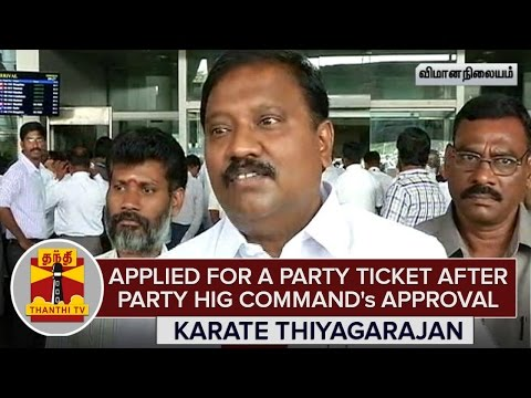 Applied-for-a-Party-Ticket-after-Party-High-Commands-Approval--Karate-Thiagarajan--Thanthi-TV