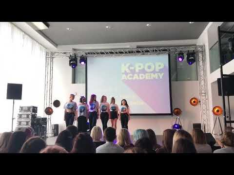 Kpop Academy 2019 Warsaw Twice Fancy cover dance