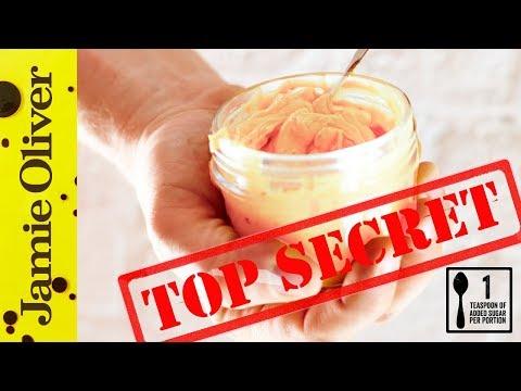 Jamie Oliver's Secret Burger Sauce Recipe Revealed!