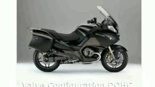 7. 2013 BMW R 1200 RT 90 Years Specs, Specification