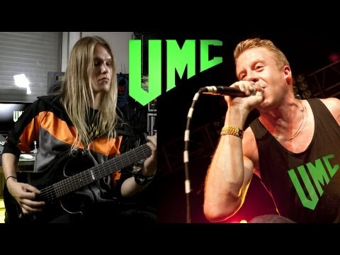Video Macklemore & Ryan Lewis - Can't Hold Us [Official Metal Cover by UMC] download in MP3, 3GP, MP4, WEBM, AVI, FLV January 2017