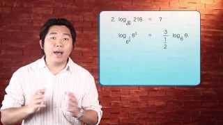 วิชาคณิตศาสตร์ - ลอการิทึม