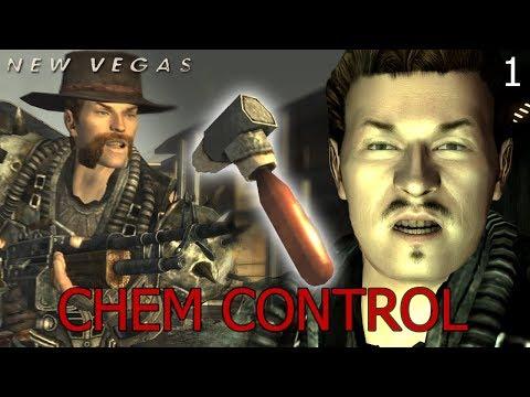 New Vegas Mods: Chem Control - Part 1 (видео)