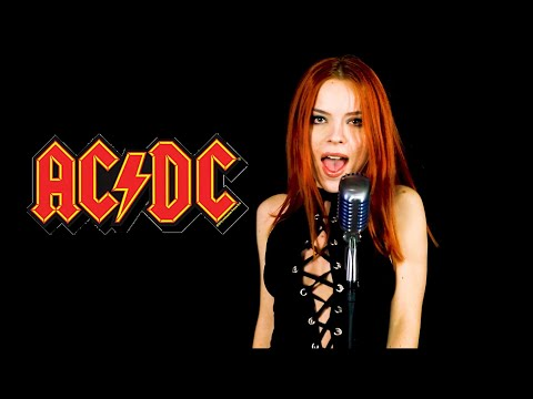 """AC/DC  """"Back In Black"""" Cover by Andrei Cerbu"""