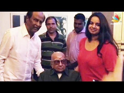 Cho-Ramaswamy-watches-Kabali-with-Superstar-Rajinikanth-Latest-Tamil-Cinema-News