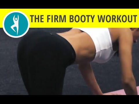The firm booty workout: get a butt like Kim Kardashian in 9 minutes a day