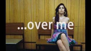 Amy Winehouse - Someone to Watch Over Me (lyrics)