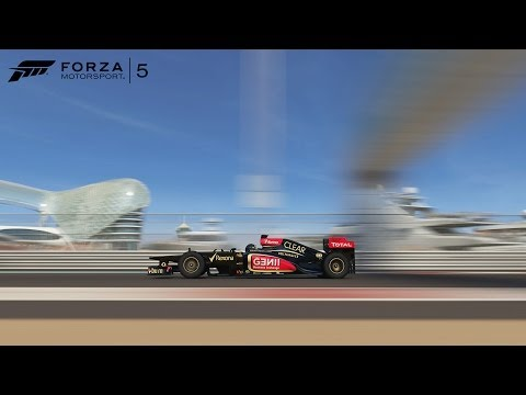 The Forza Motorsport 5 Launch Trailer features a huge variety of cars perfectly recreated in stunning 1080p resolution and 60fps.  NOTE: YouTube limits video playback to 30 frames per second. To experience Forza Motorsport 5 at its natural 60 fps frame ra