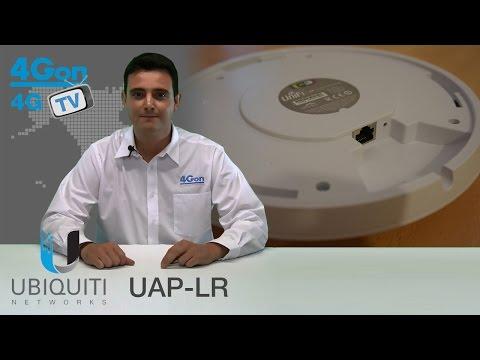 Ubiquiti UniFi Long Range Access Point (UAP-LR) Video Review / Unboxing