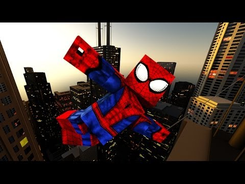 man - THE AMAZING SPIDER-MAN 2 (Minecraft Animation 3D). Parody spin off THE AMAZING SPIDER-MAN 2. How Amazing? Find out now. If you want to see what happenend bef...