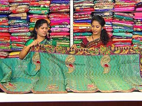 Jute-Fabric-Saree-New-Arrivals-Vanitha-TV