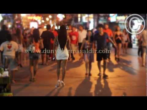 Watch FULL SCREEN 720p – Patong, Phuket, Thailand 2011 – Editorial Stock Footages