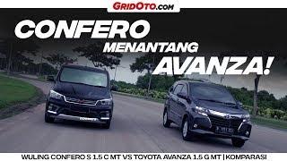 Download Video Toyota Avanza Versus Wuling Confero S | Komparasi | GridOto MP3 3GP MP4