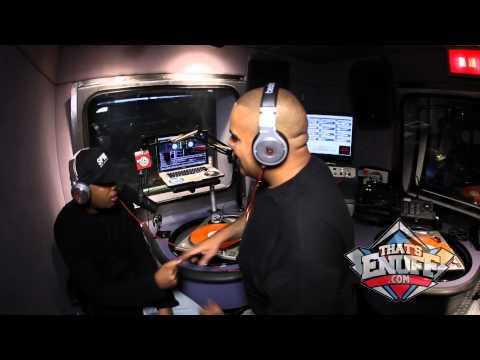The Hot97 Box – The Kid Daytona – Freestyle with DJ Enuff