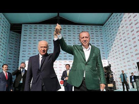 Εθνικιστικό παραλήρημα Ερντογάν στη Σμύρνη