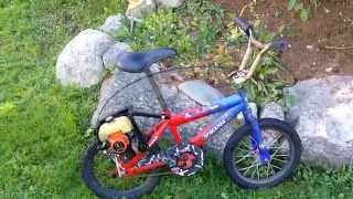 How to Build (and NOT to Build) a Homemade Motorized Bike